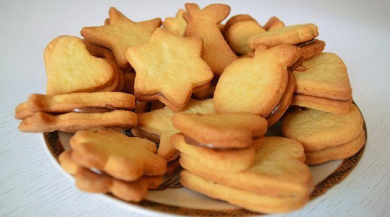 Печенье из песочно-творожного теста. Нежные и безумно вкусные!