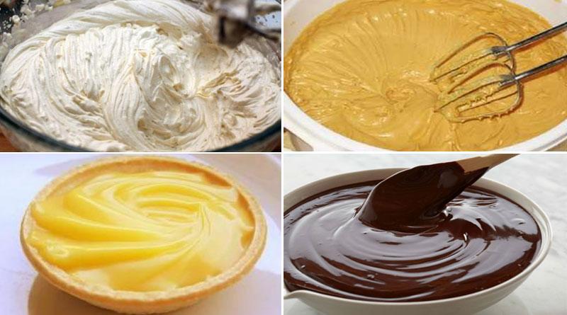 Простые и вкусные кремы для тортов и пирожных. 7 лучших рецептов