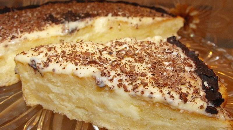 Отличный сметанный торт: Съедается мгновенно