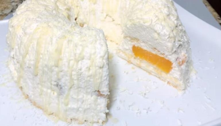 Изумительный торт «Метелица»: без выпечки, за 20 минут