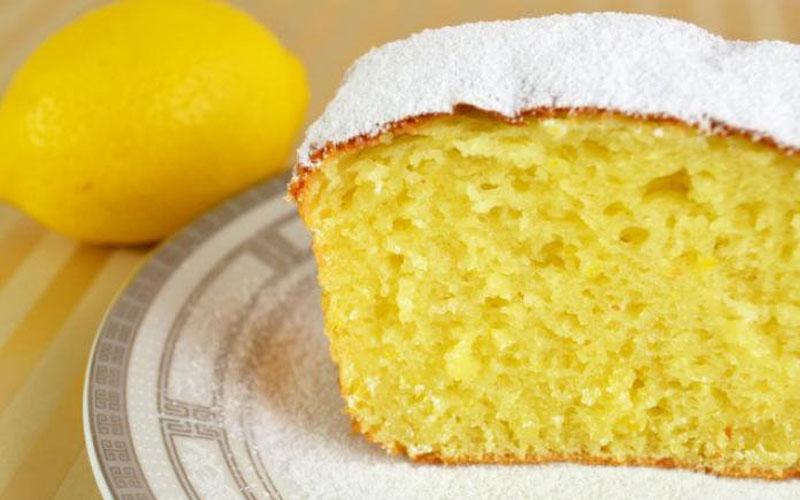 Тающий во рту ароматный лимонный десерт. Очень удачный рецепт кекса!