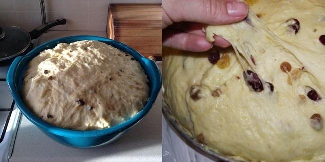 Как приготовить вкусный кулич на Пасху