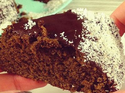 Нашла удачный рецепт пирога. Шоколадный пирог к чаю